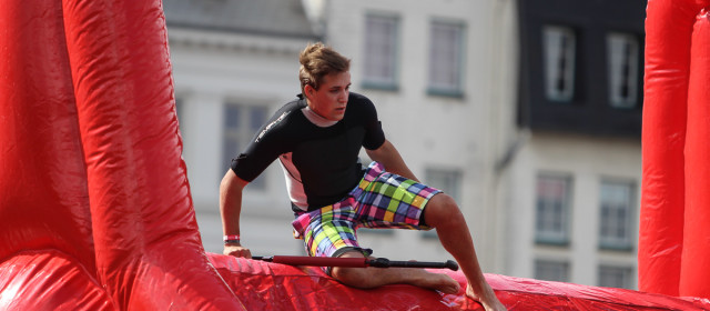 Drachenbootrennen Flensburg