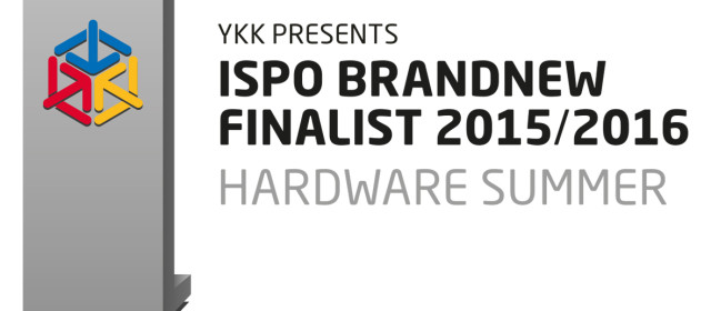 SUPstacle ist ISPO BRANDNEW 2015 Finalist
