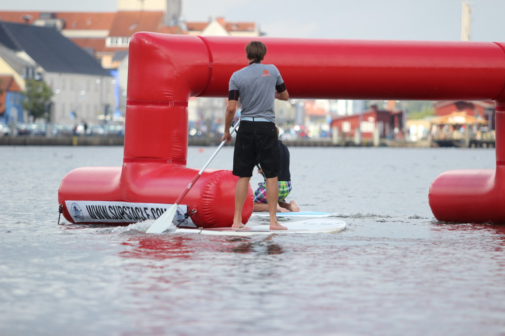 SUPstacle Challenge Flensburg