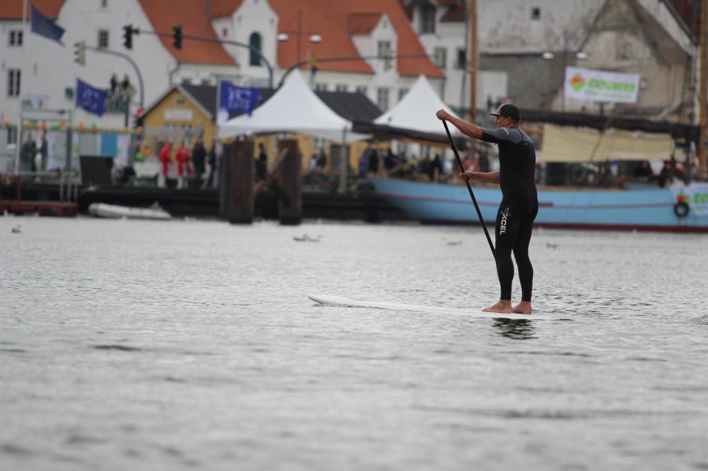 SUPstacle Flensburg Fjord